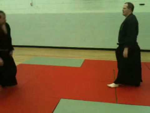 sakura ryu aikijutsu july 2010 thursday nights .wmv Image 1