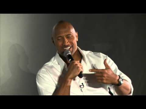 Hercules - Dwayne Johnson & Beau Ryan Sydney Footage Screening Q&A