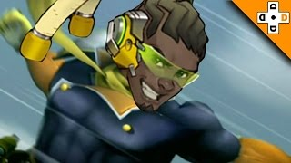 Overwatch Funny & Epic Moments 120 - FALCON LUCIO - Highlights Montage