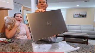 Vlog 206 || Vợ Chồng Đi Sắm Laptop Mới Cho Kênh Youtube Bình Huynhf