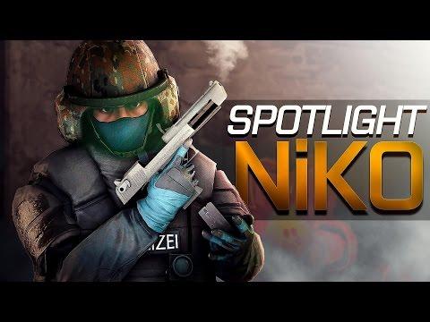 CS:GO - Spotlight NiKo (The Deagle GOD)