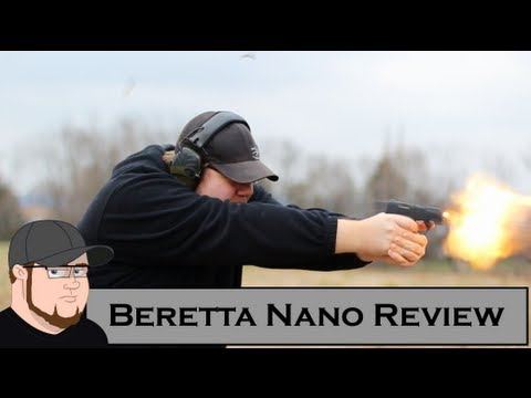 Beretta Nano Review - Ready for the Competition!