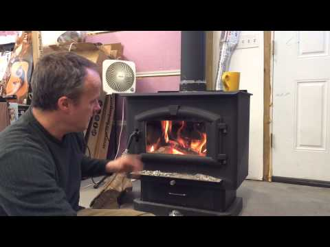 Us Stove Company Us 2000 High-Efficiency Wood Stove Review