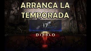Diablo 3: Directo de comienzo de Temporada 17