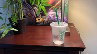 Non-Content Reviews: Starbucks Ice Water
