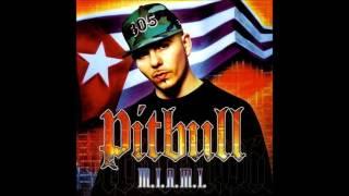 Watch Pitbull Back Up video