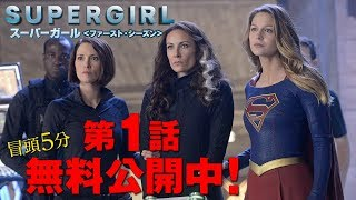 SUPERGIRL/スーパーガール シーズン2 第11話