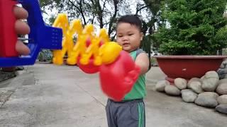 Trò Chơi Đi Săn Con Rắn Bò Cạp Thằn Lằn ❤ ChiChi ToysReview TV ❤ Đồ Chơi Trẻ Em
