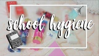 BACK TO SCHOOL 2018 ⎮IN-DEPTH  Head to Toe Hygiene Routine!