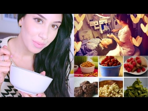 UPDATE! Make Breakfast With Me | Fall Snacks | Esthetician Visit ♥