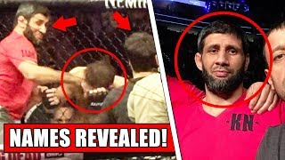 Names of Conor McGregor attackers revealed; Danis concussed in Khabib brawl; Dana White on UFC 229