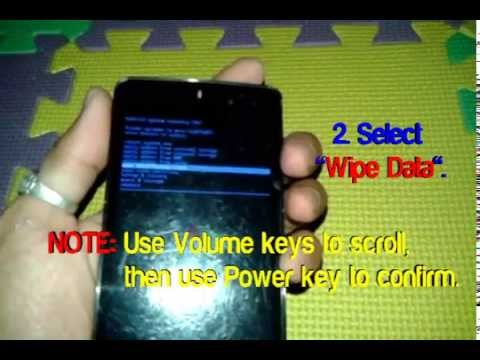 How To Reset A Cherry Mobile Flame 2.0