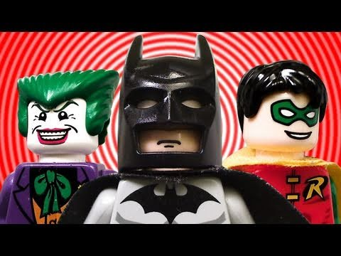 A LEGO BATMAN FILM