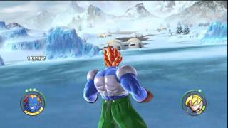 Dragon Ball: Raging Blast 2 - Android 13 VS SSJ Goku