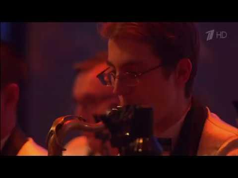 Тамара Гвердцители и Вячеслав Добрынин - Сумасшедший дождь. Юбилейный концерт Тамары Гвердцители