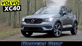 2019 Volvo XC40 Review -  Best Subcompact Luxury SUV