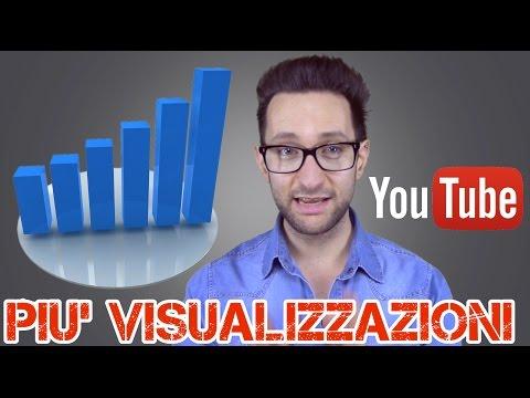 Come aumentare le visualizzazioni su youtube (incrementa il watch time dell'intero canale)