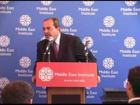 The Israel-Palestine Conflict: Ahmad Tibi, Part 9