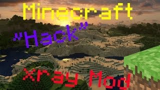 Minecraft Xray Mod 1.7.9 Download + Installieren -  German
