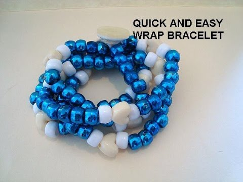 How To Crochet Jewelry With Beads