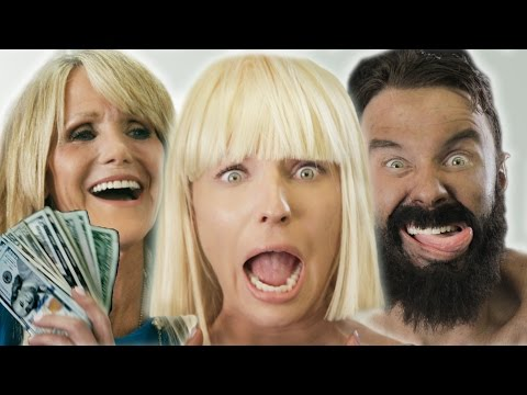 Sia - elastic Heart Parody video