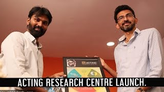 Sekhar Kammula Launches Mahesh Gangimalla Acting Research Centre