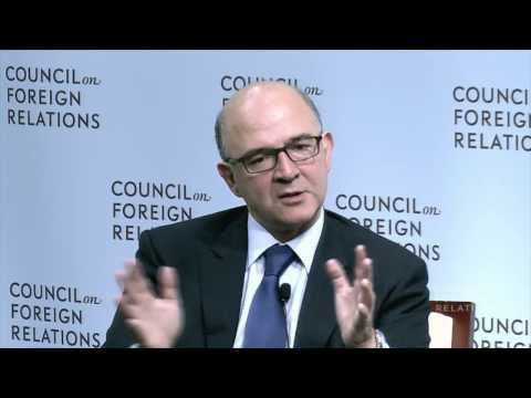 A Conversation with Pierre Moscovici