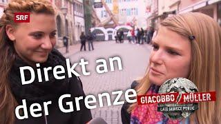 Umfrage in Konstanz | Giacobbo / Müller | SRF Comedy