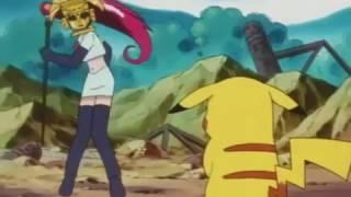 Pikachu controlled by Jessie