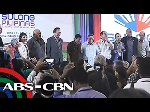 Bandila: Business leaders meet Duterte's economic team
