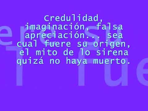 Leyendas de Sirenas