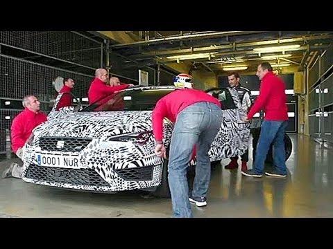 Auto-News: Sensationeller Rekord (SEAT Leon Cupra R)