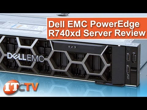 Dell EMC PowerEdge R740xd Server Review   IT Creations