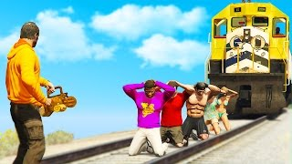 GTA 5 WINS & FAILS #27 (BEST GTA 5 Stunts & Funny Moments Compilation)