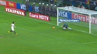 Pênaltis - Grêmio x Corinthians 23/10/2013 - Copa do Brasil - completo