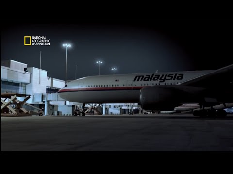 【HD 1080】-【FR】Air Crash - Vol MH 370 Malaysia Airlines [ National Geographic Channel ]