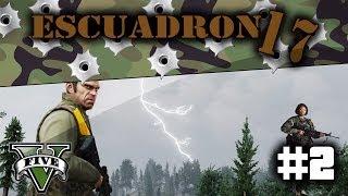 GTA V Online -2- EPICO!! Escuadrón 17 / Ataque a la prisión