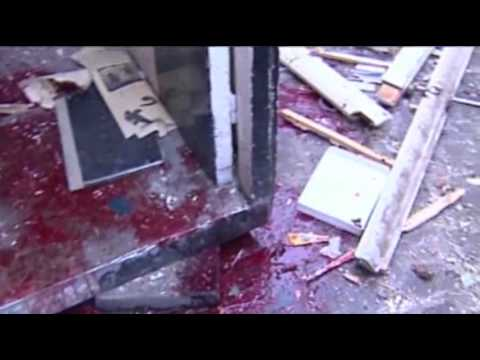 Raw: Suicide Bomb Aftermath in Syria