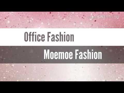 Mendesain baju kantor (Office Fashion)