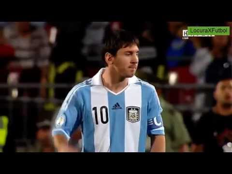 Lionel Messi tacata video