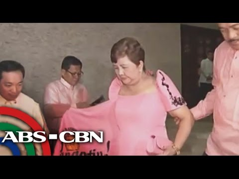 Peach-wearing Lawmakers Walk Out Of Sona video