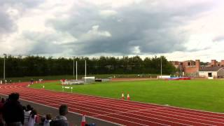 Leevale AC U12 4x100 Munster Final