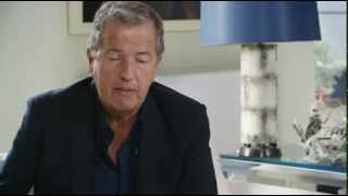 Making of Mario Testino & Vogue Deutschland -- Documentary for the March Issue