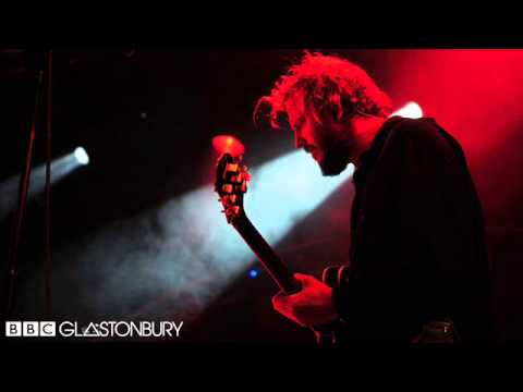 Bon Iver  - Blood Bank (live in Glastonbury 2009)