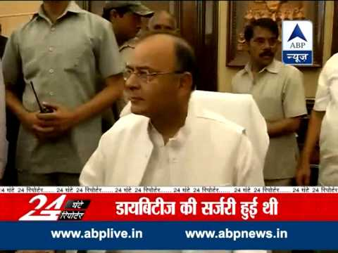 Finance Minister Arun Jaitley hospitalised for routine check-up