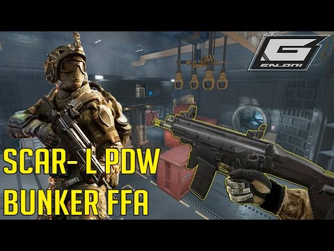 WARFACE - SCAR-L BUNKER FREE FOR ALL