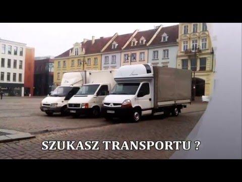 TANIE Przeprowadzki Bydgoszcz -Transport Bagażówka Bydgoszcz