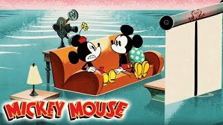 Micky Maus Short - Mickys Filmabend | Disney Channel
