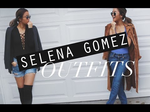 HOW I STYLE: Selena Gomez Inspired Outfits! | rachspeed thumbnail