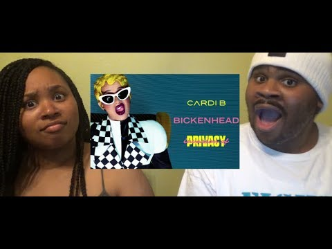 CARDI B - BICKENHEAD (THIS MY CUT) - REACTION